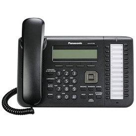 SIP телефон Panasonic KX-UT133RU-B