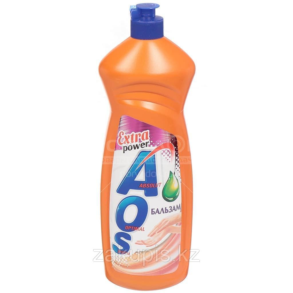 Средство для мытья посуды Aos 900 г