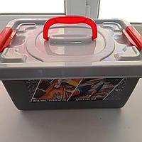 Пластиковый ящик для инструментов и снастей 8 л