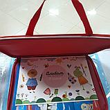Тканевая сумка на молнии, фото 2