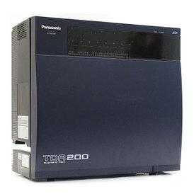 Гибридная цифровая IP АТС Panasonic KX-TDA200RU