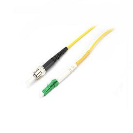 Оптический патч-корд ST/LC APC 3 метра желтый