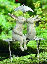 Декорации для сада, фигурки