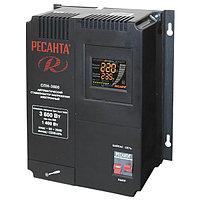 РЕСАНТА СПН-3600 Однофазный цифровой стабилизатор пониженного напряжения
