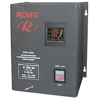РЕСАНТА СПН-8300 Однофазный цифровой стабилизатор пониженного напряжения