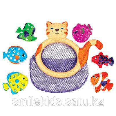 Кошка-сачок Мими д/купания