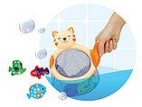 Кошка-сачок Мими д/купания, фото 2
