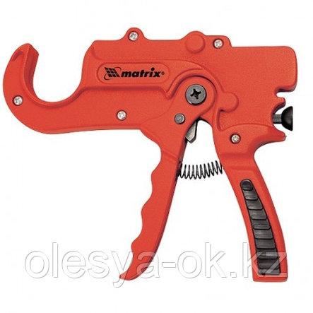 Ножницы для резки изделий из ПВХ, пистолетного типа, D до 36 мм, обрезиненная опорная рукоятка, порошковое пок, фото 2