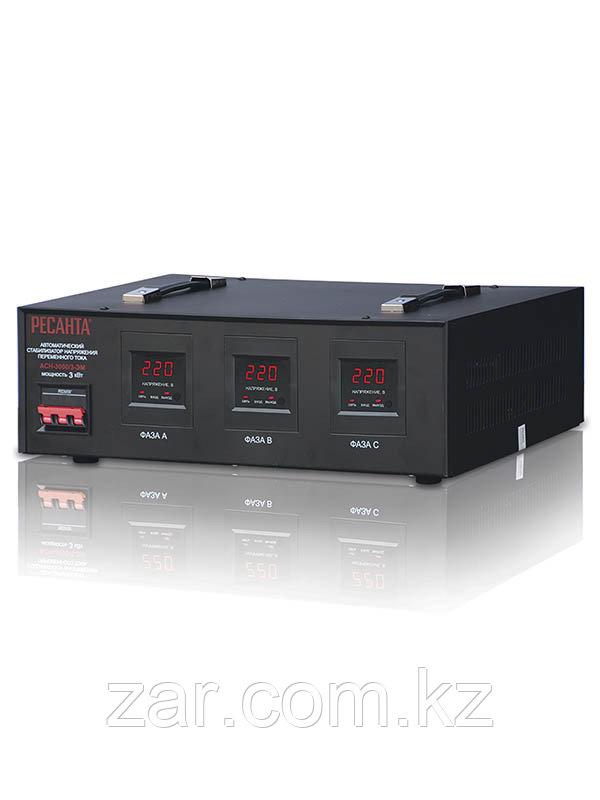 Ресанта АСН-3000/3-ЭМ Трехфазный электромеханический стабилизатор