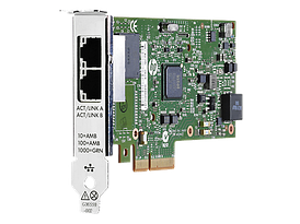 Адаптер питания для сервера HP Ethernet 1ГБ 2 порта