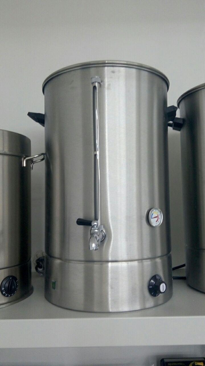 Чаераздатчик, Кипятильник 30 л. Двойная теплоизоляция