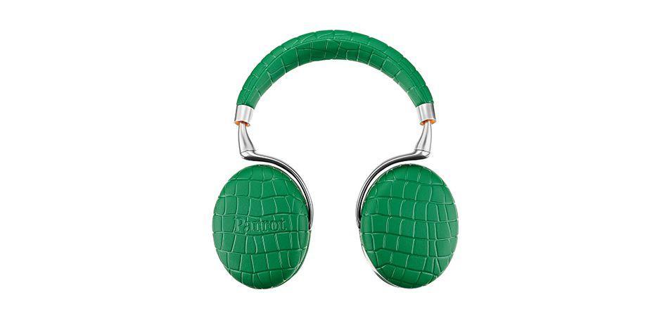 Наушники Parrot Zik 3 зеленый