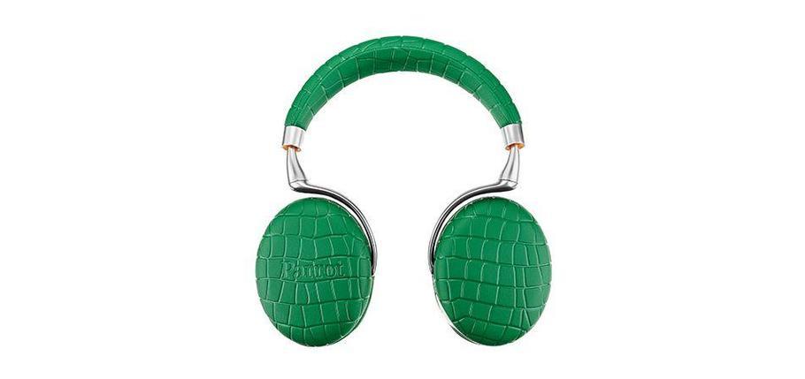 Наушники Parrot Zik 3 зеленый, фото 2