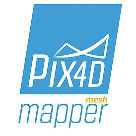 Программное обеспечение Pix4Dmapper Mesh для дронов