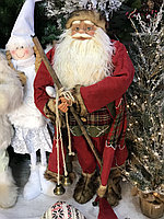 Санта декоративная фигура