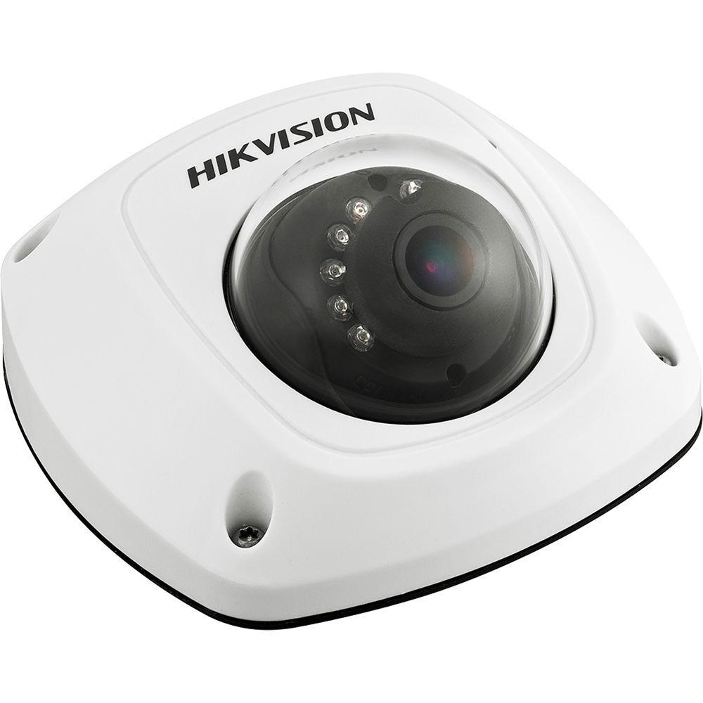 Купольная IP-камера Hikvision DS-2CD2522FWD-IW