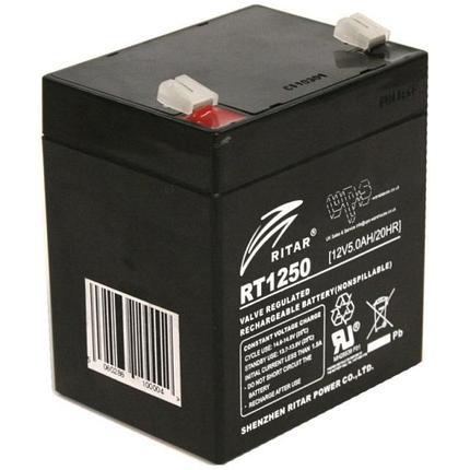 Аккумуляторная батарея Ritar RT1250, фото 2