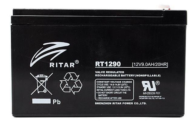 Аккумуляторная батарея Ritar RT1290