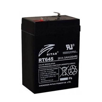 Аккумуляторная батарея Ritar RT645, фото 2
