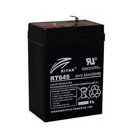 Аккумуляторная батарея Ritar RT645