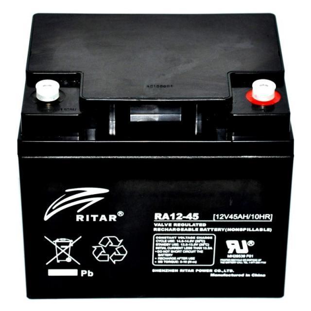 Аккумуляторная батарея Ritar RA12-45