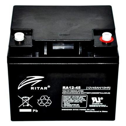 Аккумуляторная батарея Ritar RA12-45, фото 2