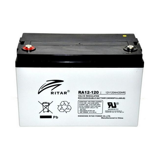 Аккумуляторная батарея Ritar RA12-120S