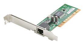 Сетевой адаптер PCI Fast Ethernet D-Link DFE-520TX, 1 порт