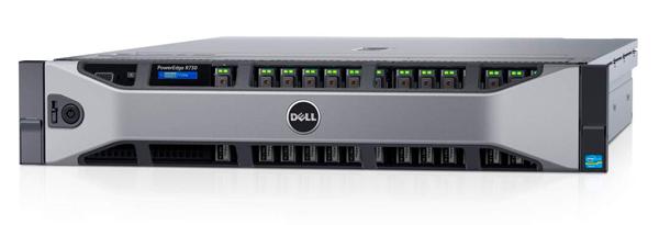 Сервер Dell PE R730 Intel Xeon E5-2630 v4