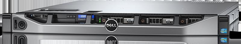 Сервер Dell R430 Intel Xeon E5-2609 v3