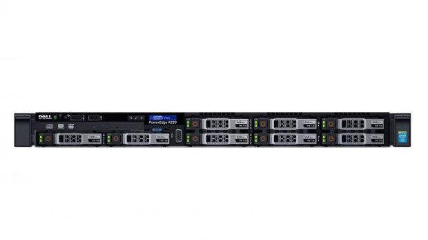 Сервер Dell R330-V2 Intel Xeon E3-1220 v5, фото 2