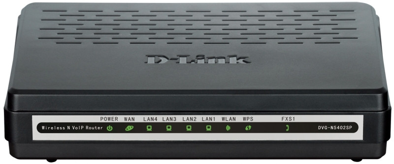 Маршрутизатор D-Link DVG-N5402SP/1S/C1A