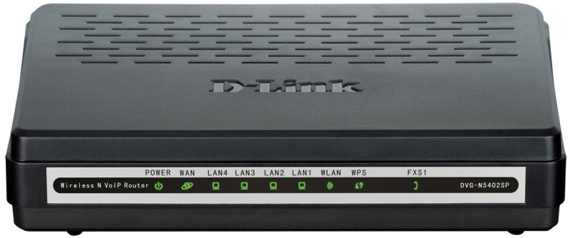 Маршрутизатор D-Link DVG-N5402SP/1S/C1A, фото 2