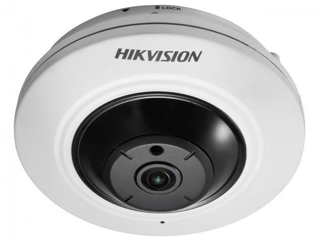 Купольная IP-камера Hikvision DS-2CD2942F
