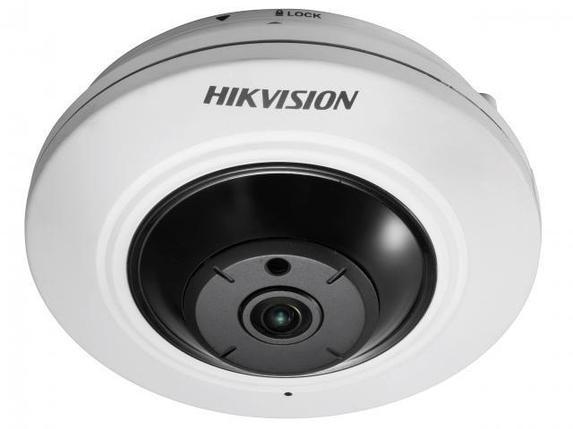 Купольная IP-камера Hikvision DS-2CD2942F, фото 2