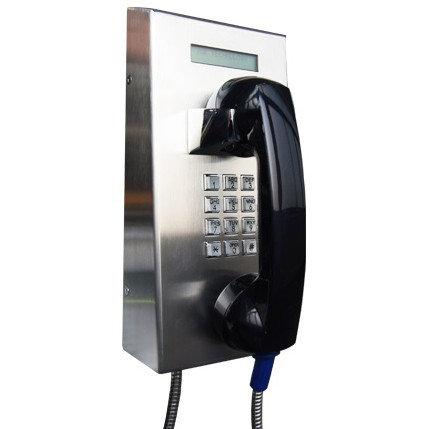 Промышленный SIP телефон с дисплеем J&R JR201, фото 2
