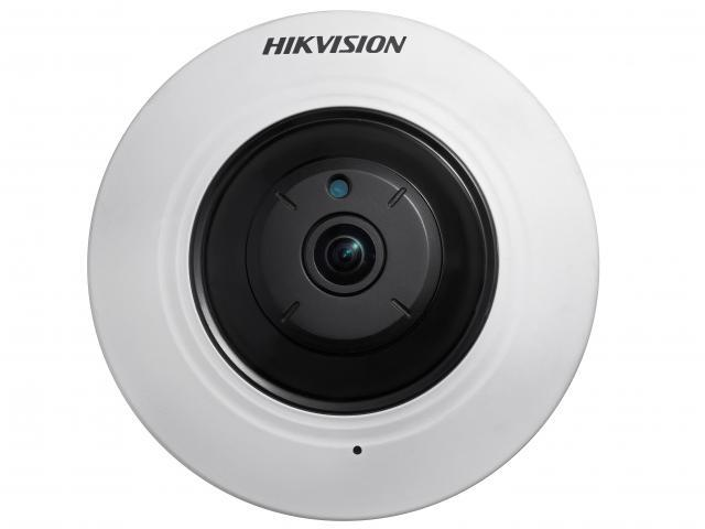 Купольная IP-камера Hikvision DS-2CD2942F-IW