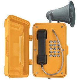Промышленный SIP телефон с громкоговорителем J&R JR101