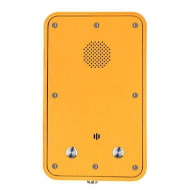 Промышленный SIP телефон J&R JR104 (две кнопки), фото 2