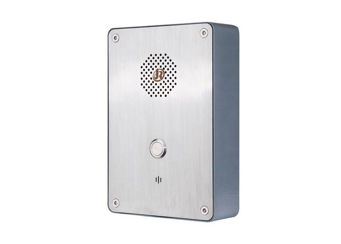 Вызывная SIP панель накладная с одной кнопкой J&R JR301