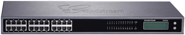 VoIP-шлюз аналоговый Grandstream GXW4224