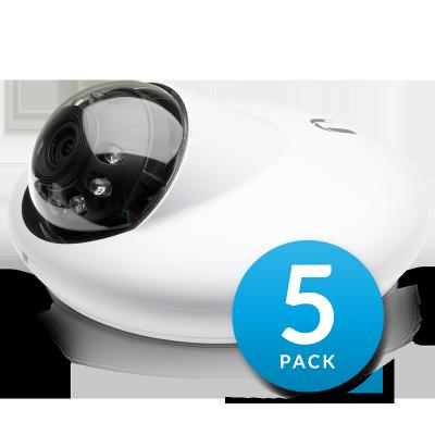IP-камера Ubiquiti UniFi G3 Dome (упаковка 5 шт)