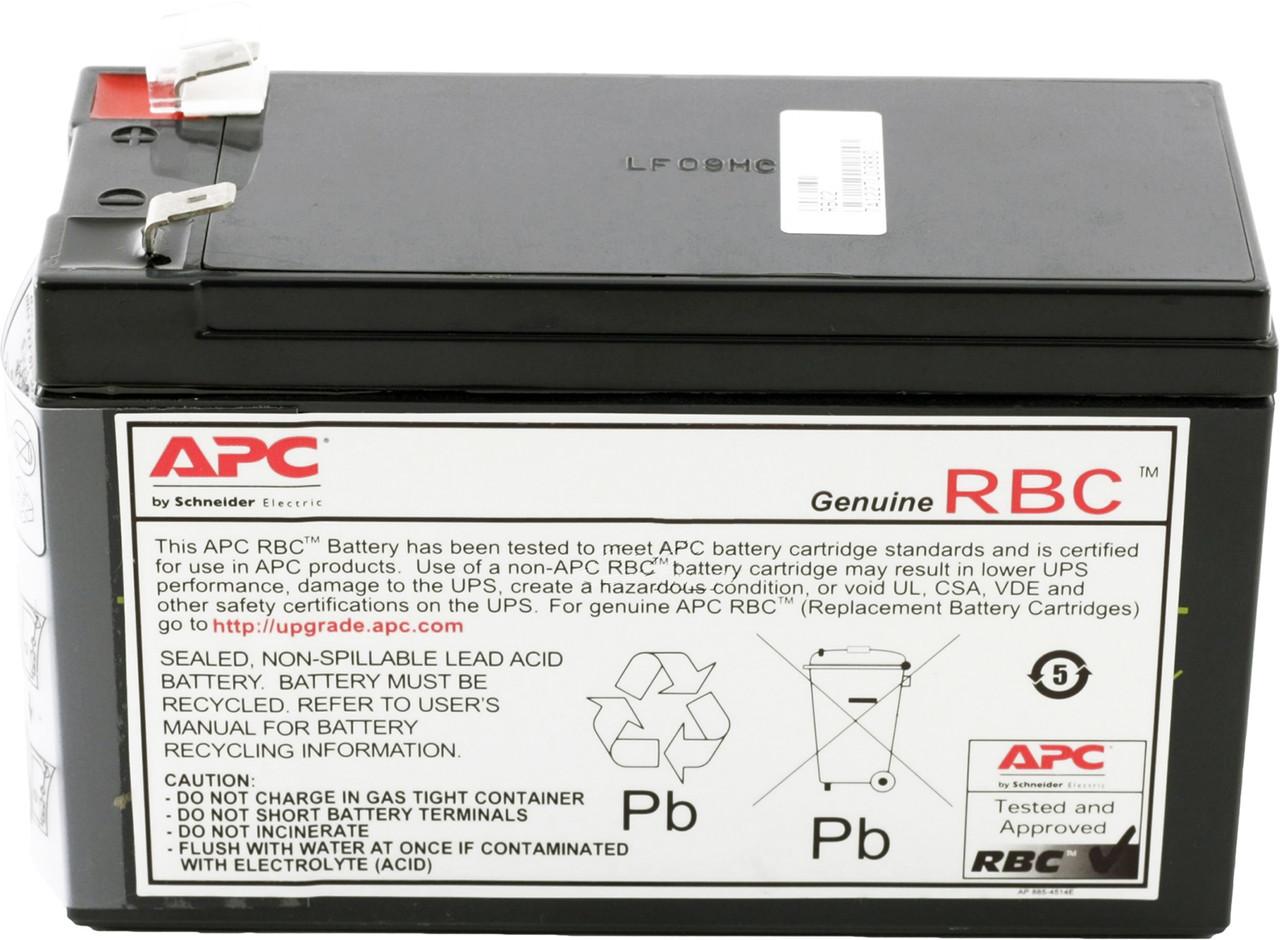 Аккумуляторный картридж для ИБП APC RBC2
