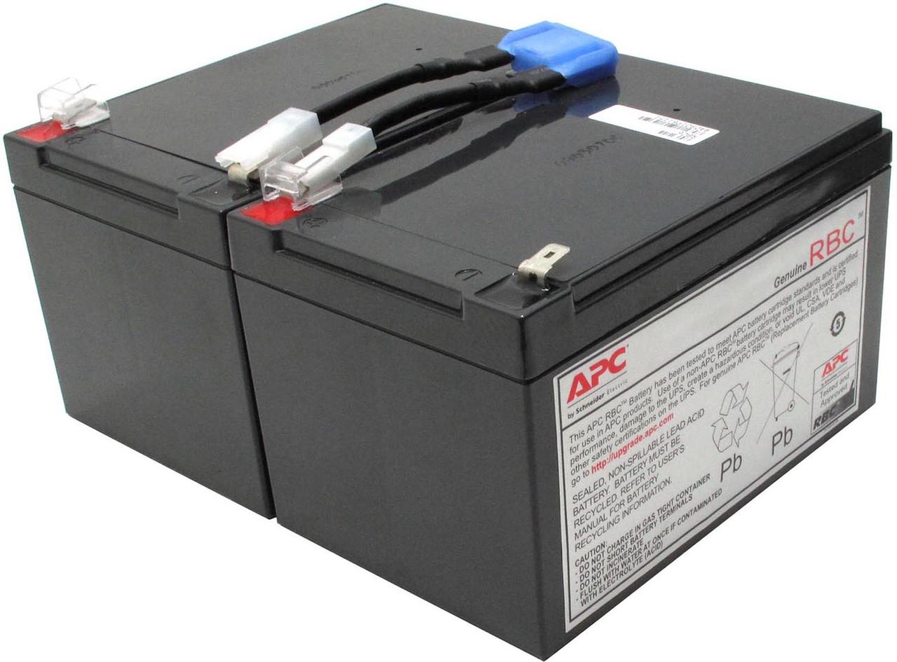 Аккумуляторный картридж для ИБП APC RBC6