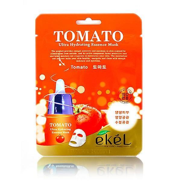 Ekel Tomato Ultra Hydrating Mask Маска с экстрактом томата