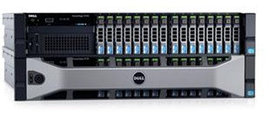 Сервер Dell PowerEdge R730 10000rpm Intel Xeon E5 2630v3 750 Вт
