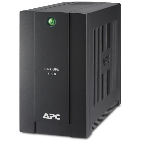 ИБП APC Back-UPS 750VA Schuko