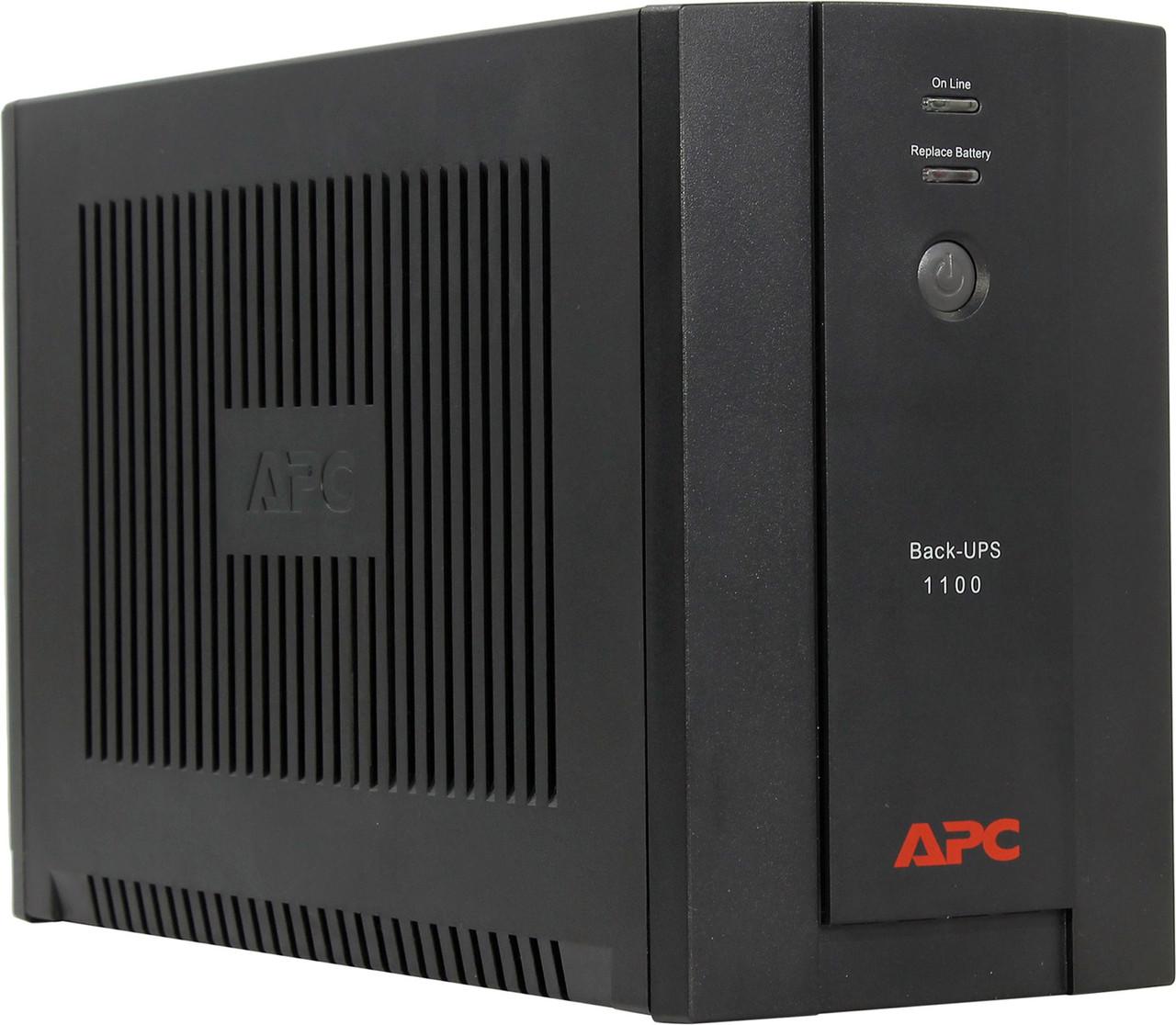 ИБП APC Back-UPS 1100VA IEC