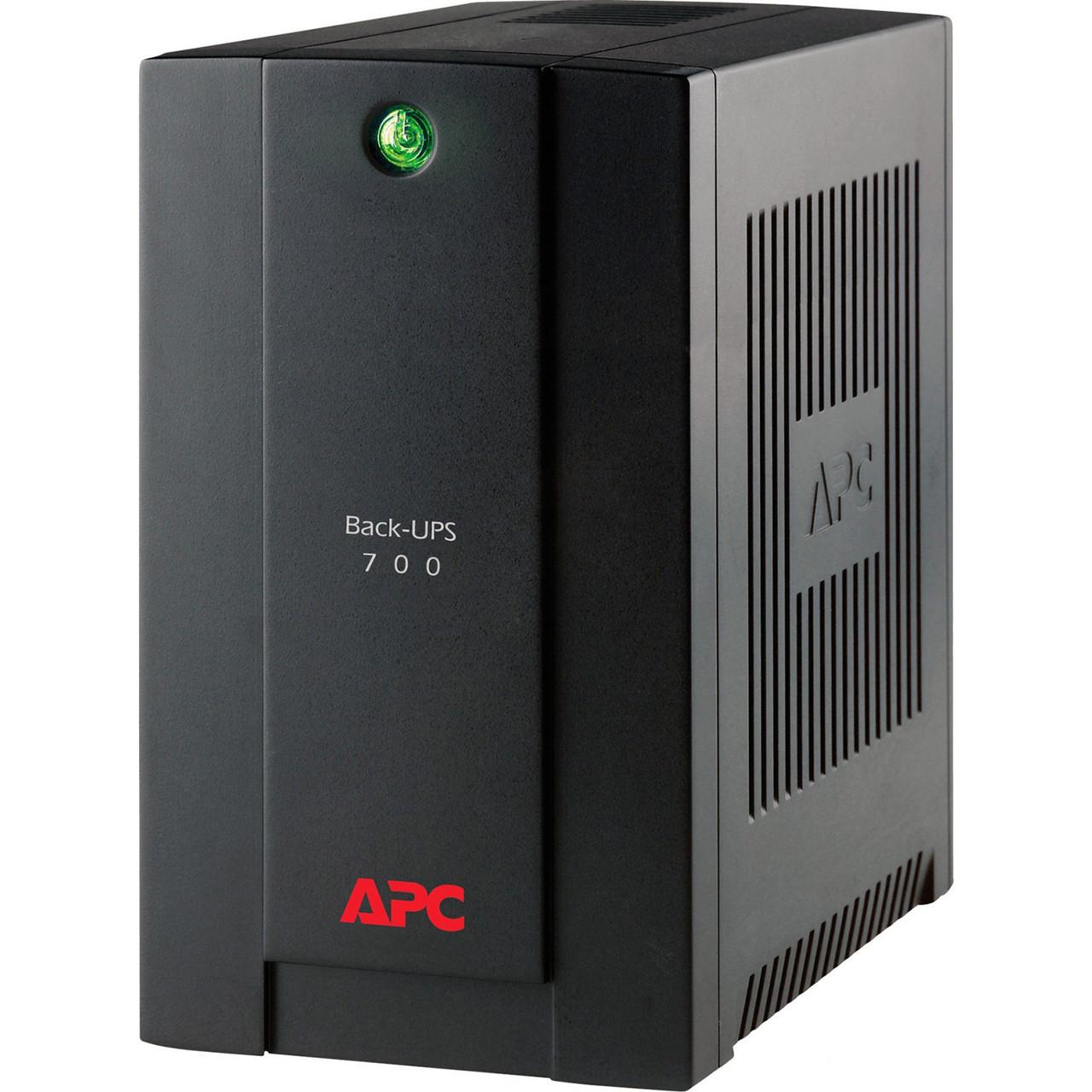 ИБП APC Back-UPS 700VA IEC