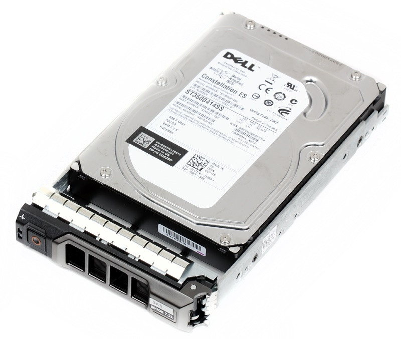 "Жесткий диск Dell 300 ГБ 15000 RPM 2.5"""